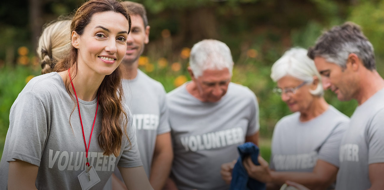 Together We Achieve More with Volunteers through Tri-County United Way